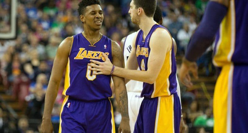 Lakers Rumors: L.a. Exploring Trades For Nick Young, Robert Sacre, Ryan Kelly