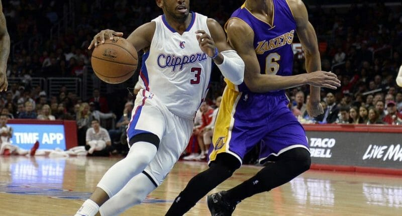 Lakers, Clippers 'tentatively Scheduled' To Face Off On Christmas Day