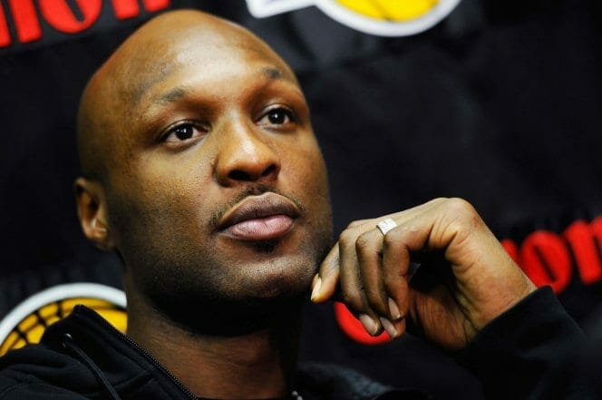 Lakers News: Lamar Odom 'fighting For His Life' At Las Vegas Hospital