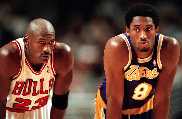 Kobe Bryant On Michael Jordan Comparisons: 'my 37 Isn't Mj's 37'