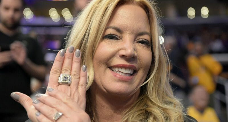 Jeanie Buss: Lakers, Buss Family 'devoted' To Helping Lamar Odom