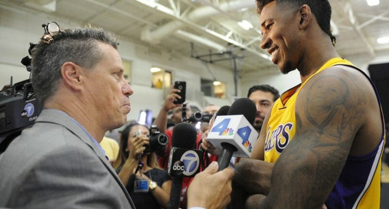 Lakers News: Nick Young Resents 'getting Caught Up In All The Drama' Last Season