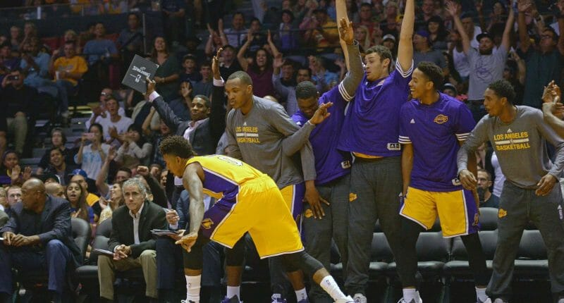 Nick Young On Cancelled Lakers Game, Talking Trash With Steph Curry