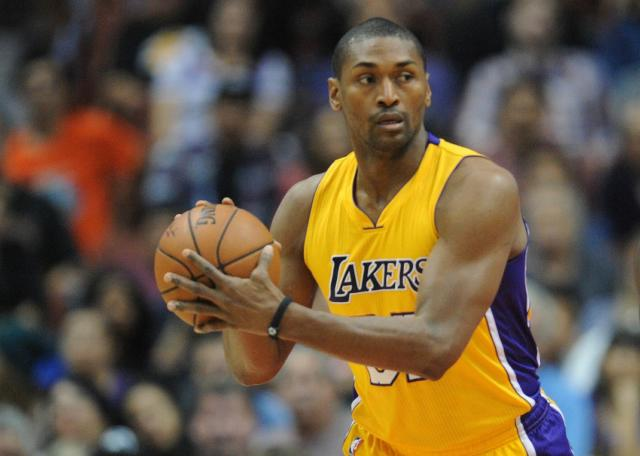 Lakers News: Metta World Peace Says 'everybody's Soft' In Today's Nba