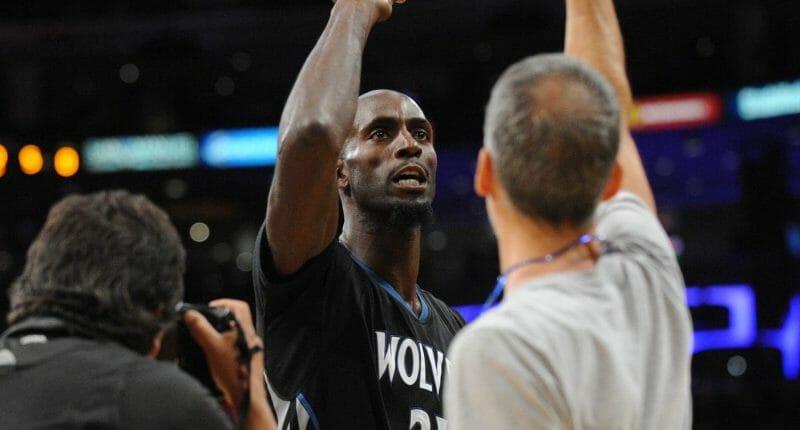 Kobe Bryant On Kevin Garnett: 'pretty Amazing' We're Still Playing