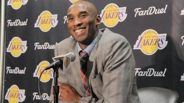 Kobe Bryant Announces Retirement (videos)