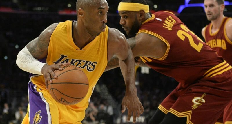 Lebron James Calls Kobe Bryant's Struggle 'a Personal Challenge'