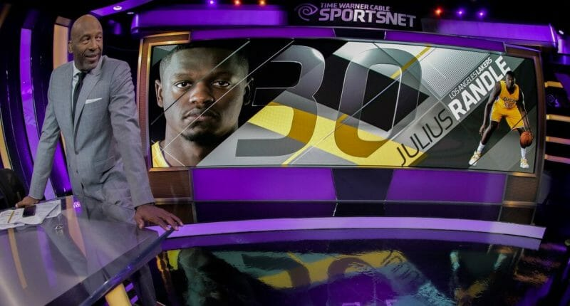 Lakers Nation At Time Warner Cable Sportsnet's Blogger Night