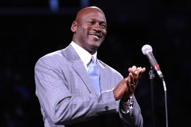 Michael Jordan, Hornets Honor Kobe Bryant With Tribute Video