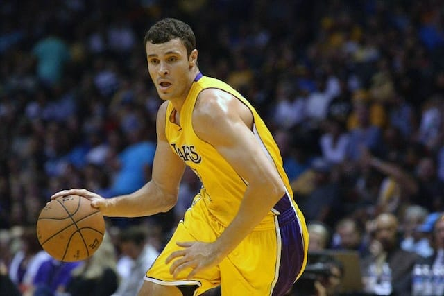Lakers News: Larry Nance Jr. (knee) Questionable Against Pistons