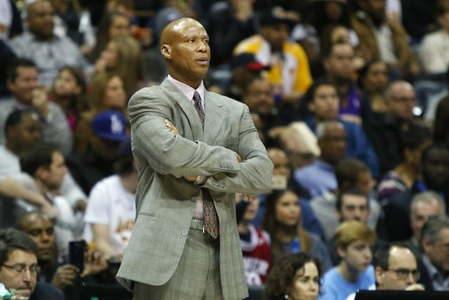 Byron Scott Tells Media To 'relax' About Nick Young Not Playing