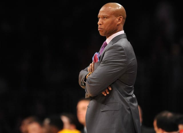 Byron Scott: Lakers Played Scared In 40-point Loss To Thunder