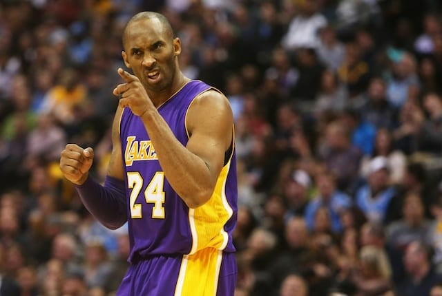 Kobe Bryant Discusses Early Struggles In His 20th Lakers Season