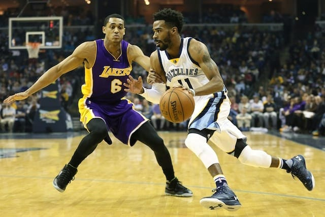 Game Recap: Lakers Fall To Grizzlies Despite Larry Nance Jr.'s Career Night