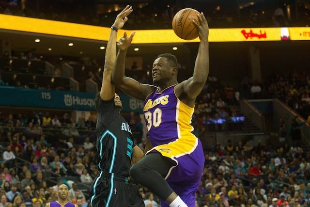 Game Recap: Lakers Fade Down The Stretch, Lose Fourth Straight Game