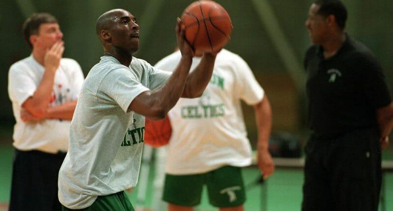 Lakers News: Kobe Bryant On If Celtics Selected Him In 1996 Nba Draft
