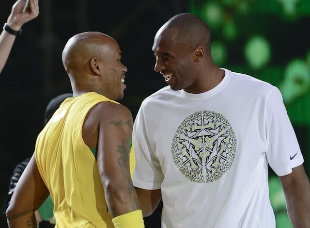 Stephon Marbury: It Would Be 'beyond Huge' If Kobe Bryant Played In China