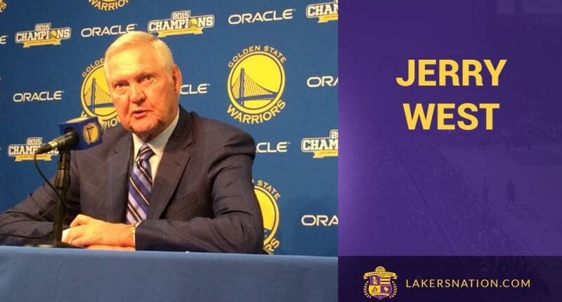 Lakers Video: Jerry West Discusses His Relationship With Kobe Bryant