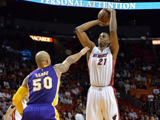 Lakers Rumors: Hassan Whiteside 'obvious Target' In Free Agency For L.a.