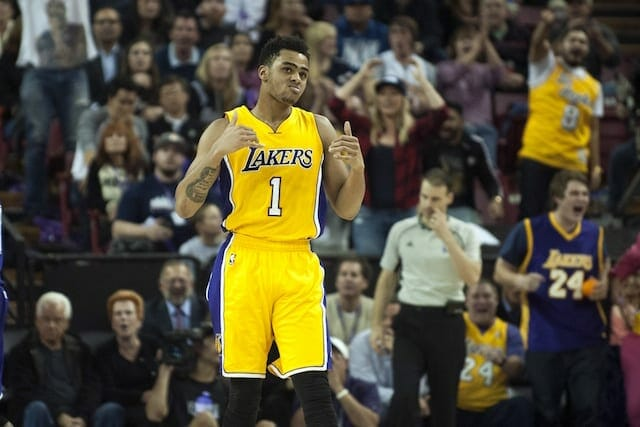 Give Lakers Young Core A Chance To Show What They Can Be