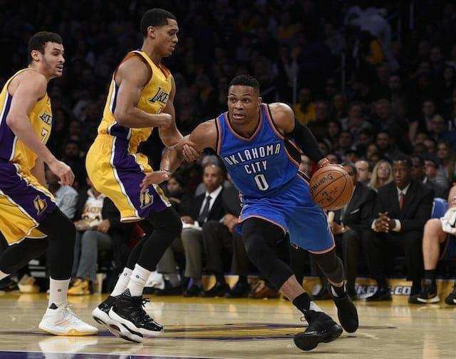 Game Recap: Lakers Lose Nail-biter Despite Lou Williams' Career High 44