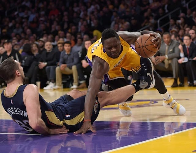 Lakers Rumors: L.a. Considering Shutting Down Kobe Bryant For Couple Weeks