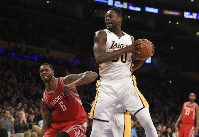 Game Recap: Slow Third Quarter Dooms Lakers In Loss To Rockets
