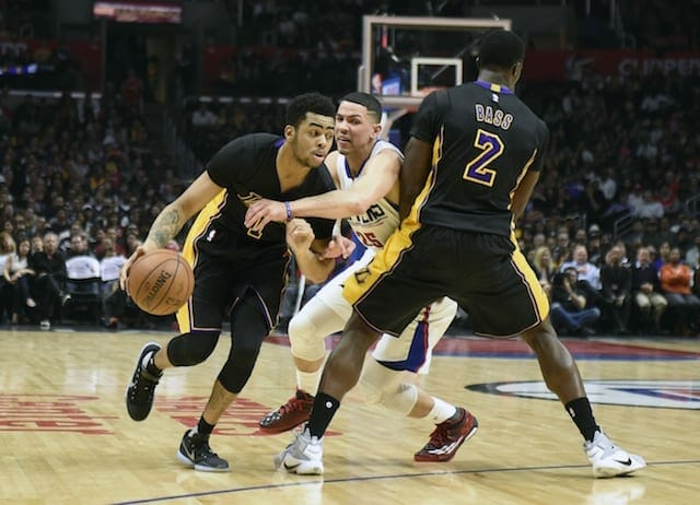 Game Recap: Lakers Fall Apart Late In Loss To Clippers
