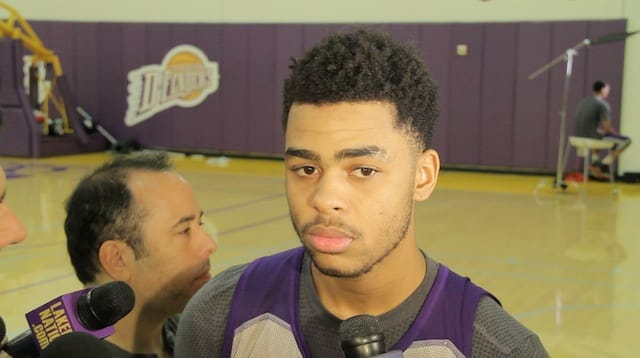 Lakers News: Young Core Address Their Goals To End 2015-16 Nba Season
