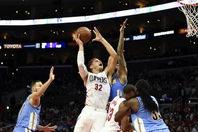 Nba Rumors: Clippers, Nuggets Discussed Blake Griffin Trade