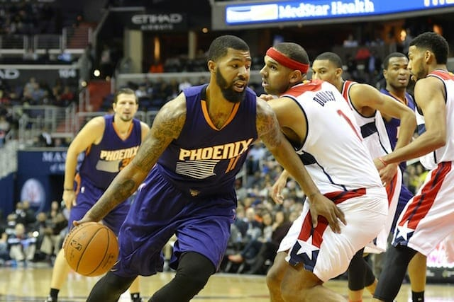 Nba News: Wizards Acquire Markieff Morris From Suns