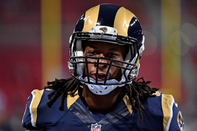 Todd Gurley On Kobe Bryant: 'hopefully I Can Take His Spot In L.a.'