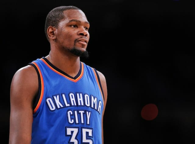 Lakers Rumors: L.a. 'not Frontrunners For Kevin Durant' In Free Agency