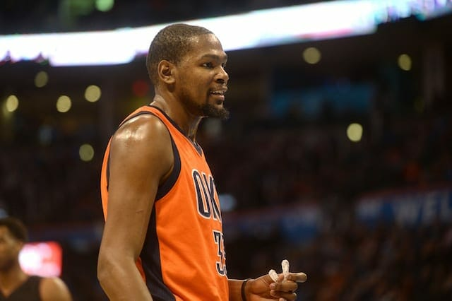 Lakers Rumors: L.a. With 'little, If Any, Chance' To Sign Kevin Durant