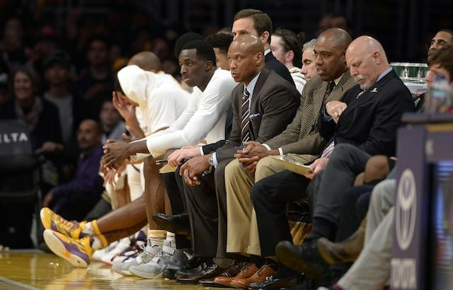Lakers Rumors: Byron Scott Expected To Coach Remainder Of 2015-16 Season
