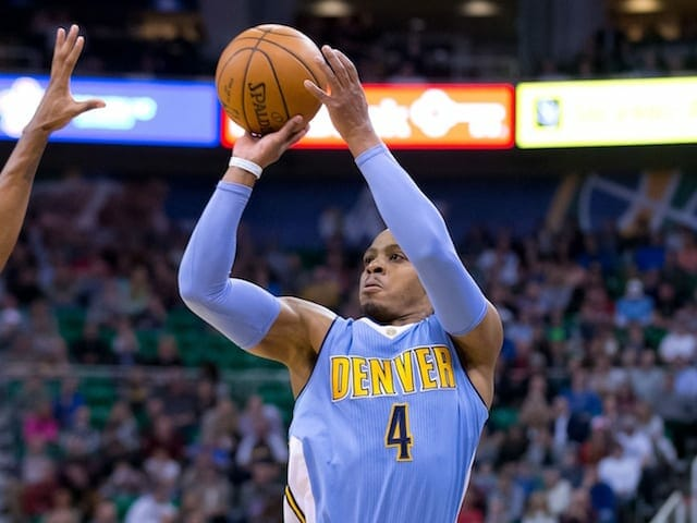 Nba News: Thunder Acquire Randy Foye From Nuggets