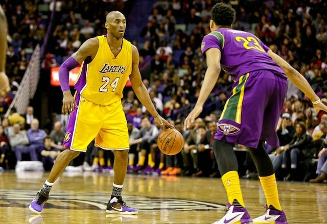 Game Recap: Kobe Bryant Leads Lakers To Win Over Pelicans