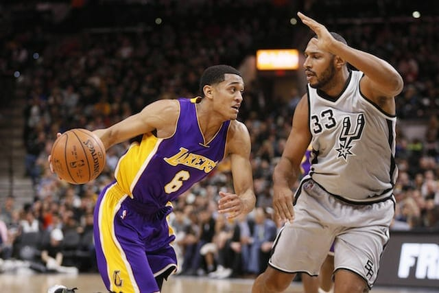Game Recap: Lakers Battle, Come Up Just Short In Loss To Spurs