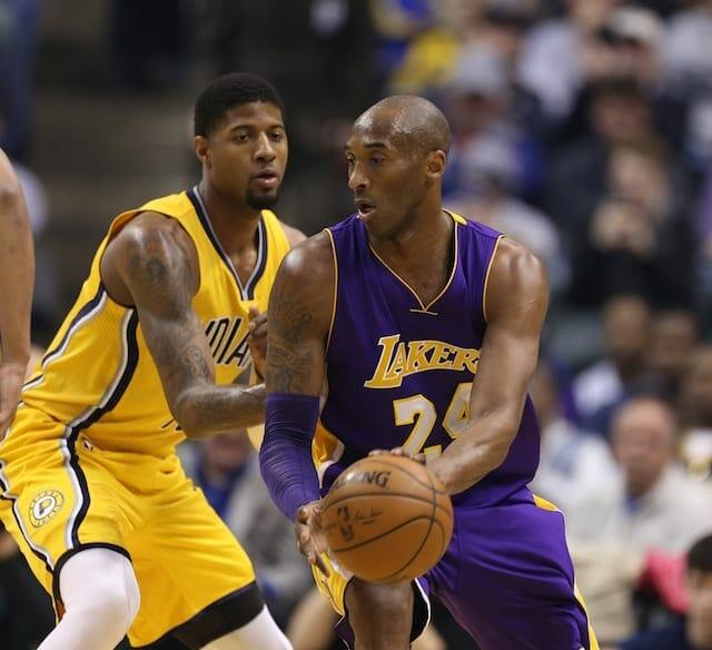 Lakers News: Paul George Talks About Idolizing Kobe Bryant