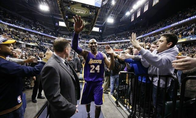 Lebron James 'very Emotional' Watching Kobe Bryant's Farewell Tour