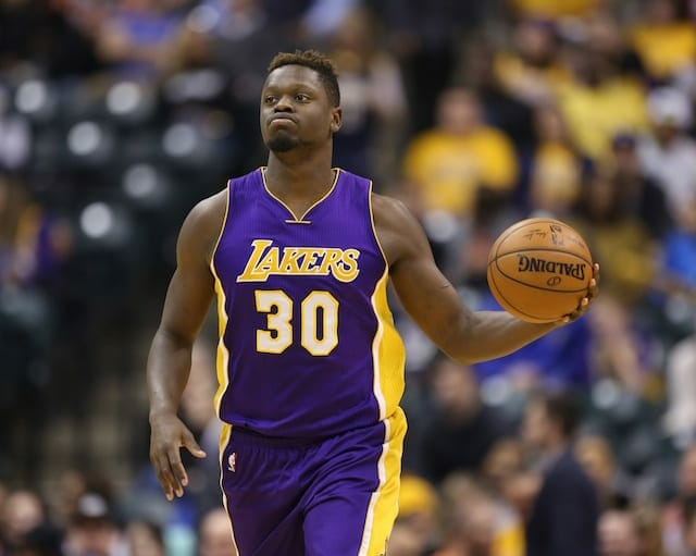 Byron Scott On Julius Randle: 'he's Playing Just Great Basketball'