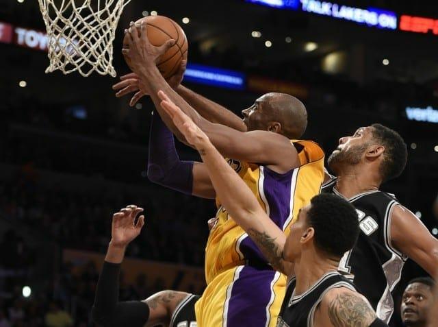Lakers News: Kobe Bryant On Favorite Memory Against Spurs