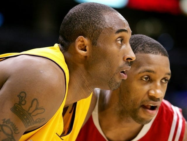 Tracy Mcgrady Calls Kobe Bryant 'best Player That I Ever Faced'