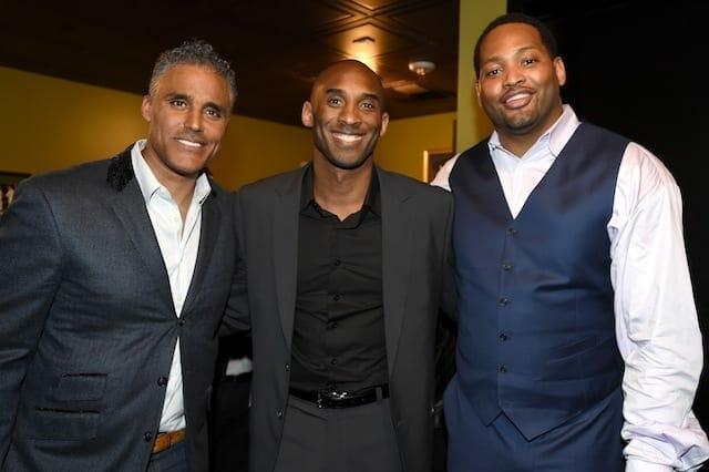 Lakers Video: Rick Fox, Robert Horry Surprise Kobe Bryant