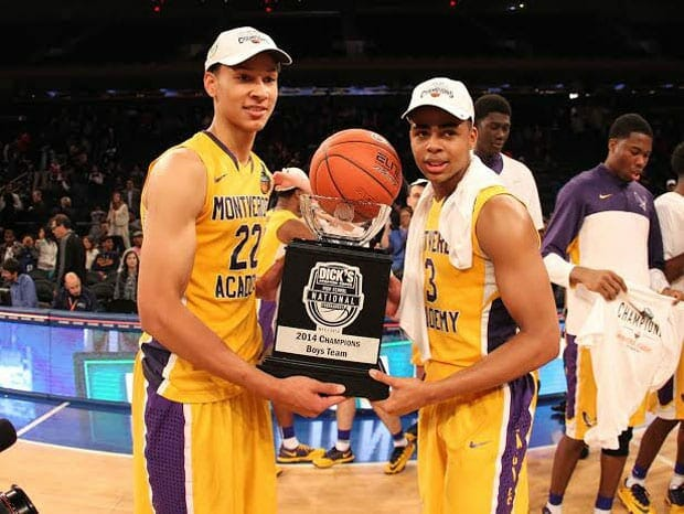Lakers News: D'angelo Russell Discusses His Friendship With Ben Simmons