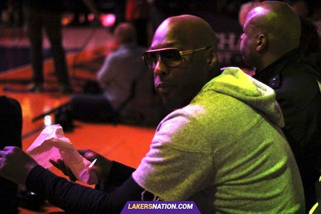 Lamar Odom Attends Lakers Game, Kobe Bryant Calls It 'a Miracle'