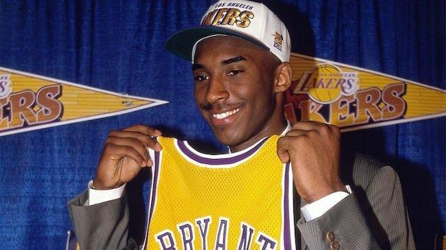 1. Philadelphia 76ers – Kobe Bryant, Original Pick: Allen Iverson
