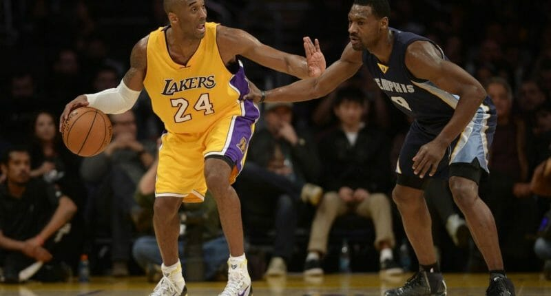Tony Allen: 'salute To The Mamba' After Final Game Against Kobe Bryant