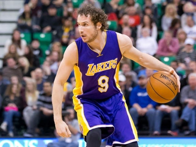 Marcelo Huertas Urges D'angelo Russell To Be 'humble' On Path To Success
