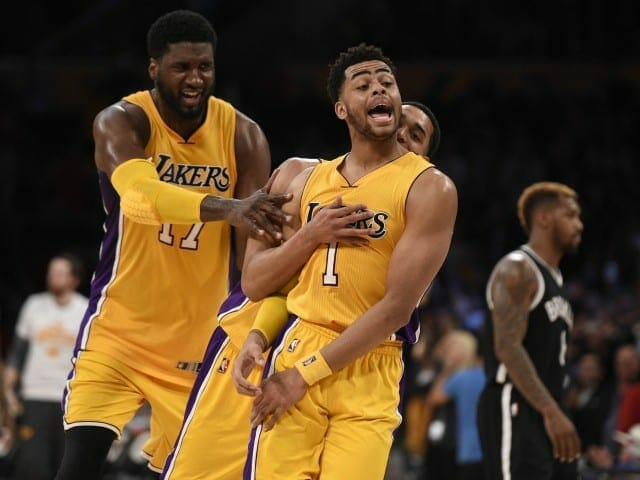 Lakers News: Byron Scott 'happy' With D'angelo Russell's Progress